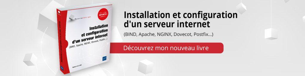 Livre : Installation et configuration d'un serveur internet